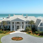 Oceanfront Georgian Estate – $8,540,000