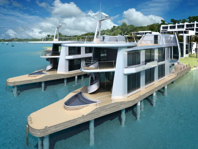 Unique Marine House – $5,000,000 | Pricey Pads