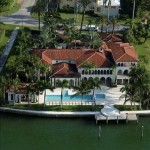 Miami Beach Mansion – $47,500/Week