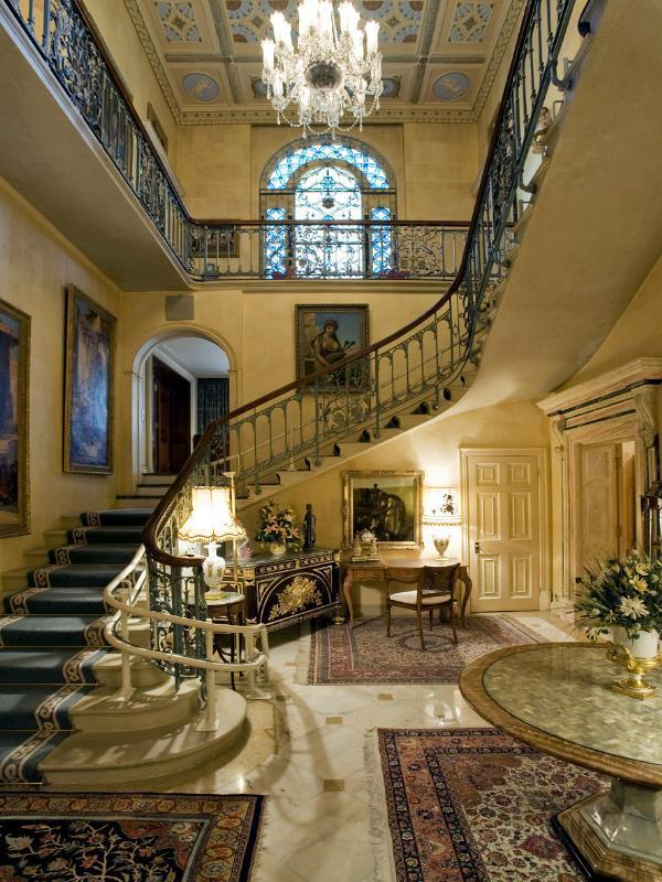 Grand Entry Foyer : Grand entry hall pricey pads