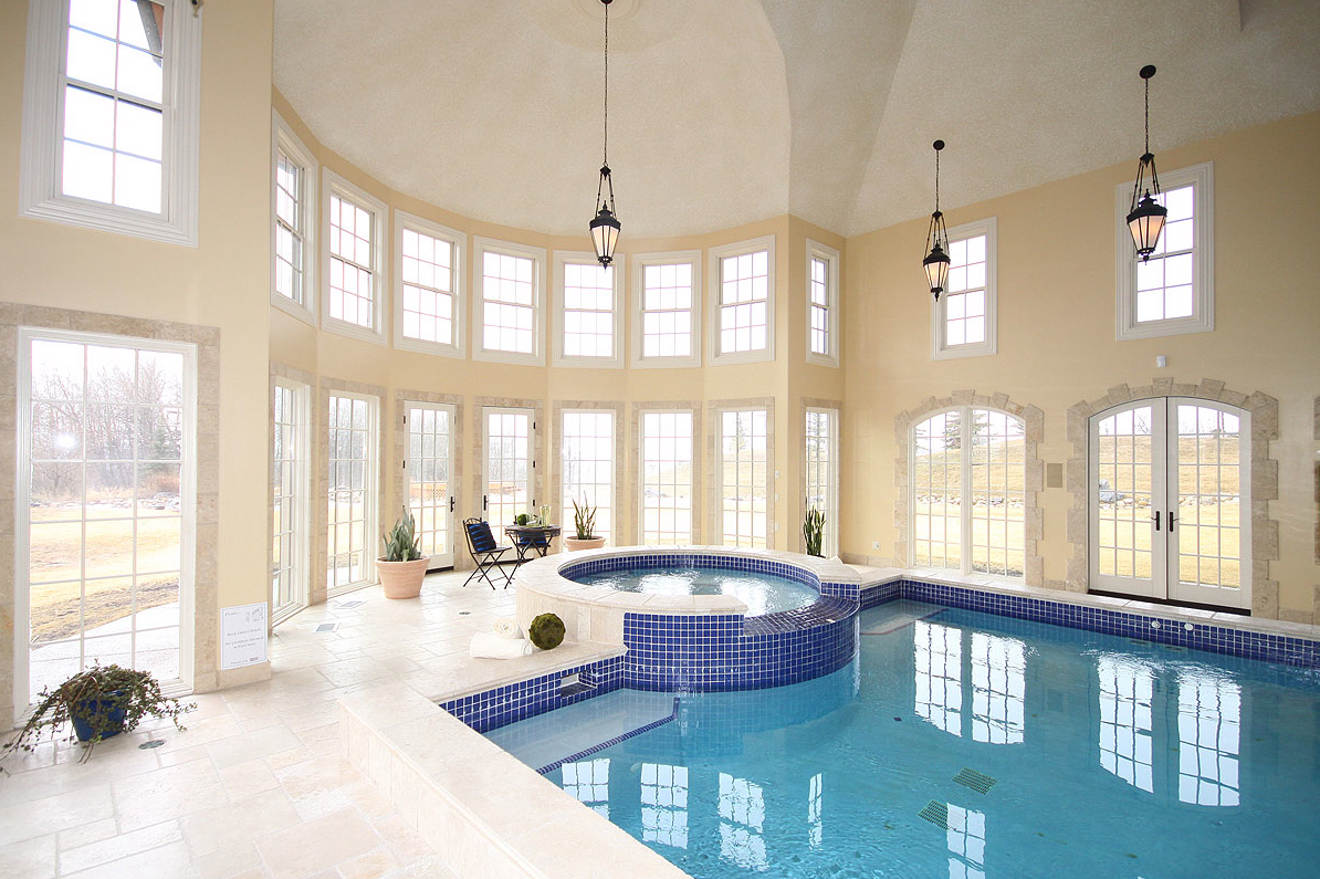 Residential Indoor Pool Residential Indoor Pool - Linkedlifes.com