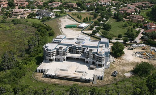 David Siegel's Mega Mansion UPDATE – $100,000,000