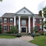 Georgian Manor on Acreage – $2,050,000
