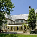 Elegant French Mansion – $7,500,000