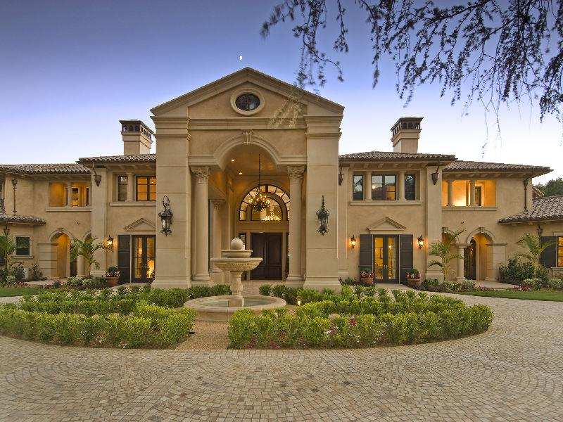 Mediterranean Mansion 19 800 000 Pricey Pads