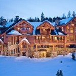 The Ultimate Mountain Home