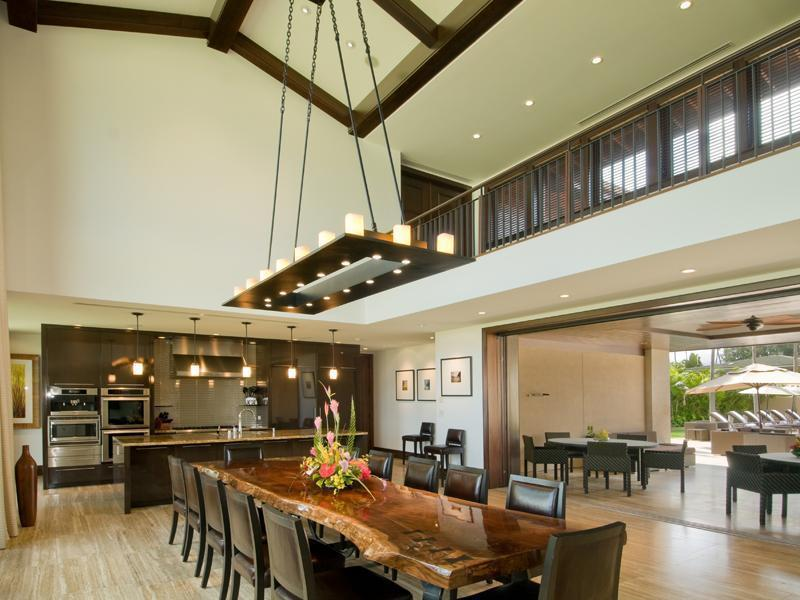 How to highlight your high ceilings karry home solutions 2 wood beams high ceilings aloadofball Gallery