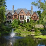 Magnificent English Manor – $14,750,000