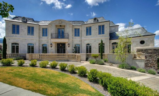 Doug Vaughan's Mansion to be Auctioned – $1,800,000