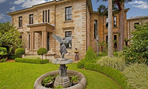 Italianate Sandstone Mansion – Price Upon Request