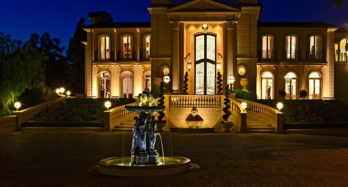 Lavish Beverly Hills Estate – $55,000,000