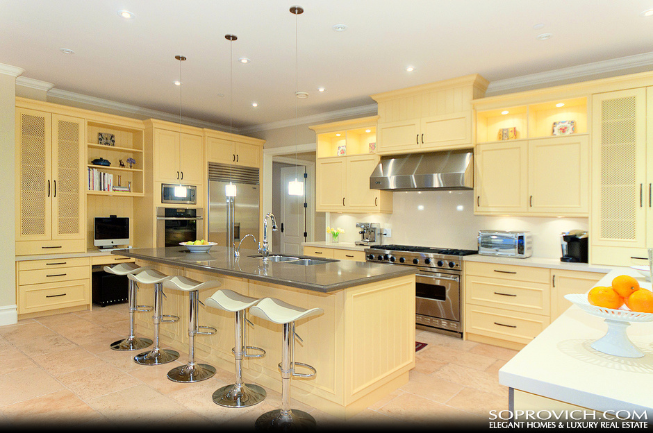 marvelous Center Island Designs For Kitchens #7: kitchen.