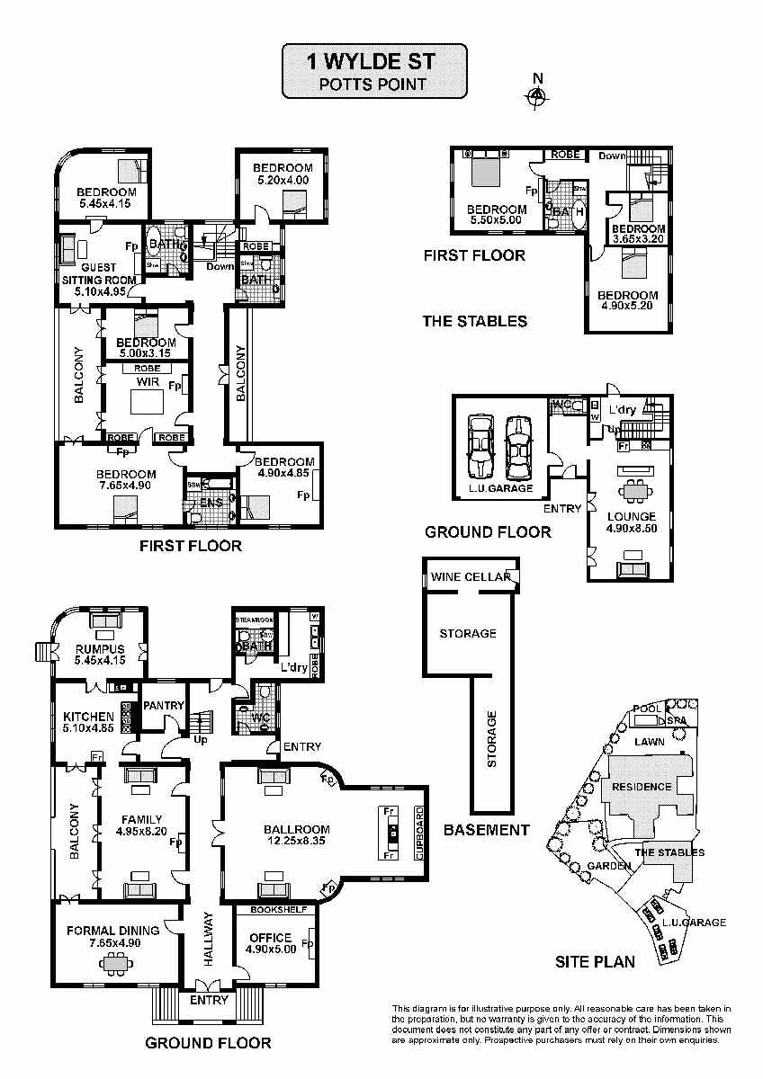 Italianate Floor Plans House Design