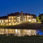 Stately Manor with Private Lake – $1,850,000