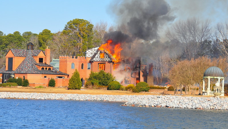 Brantley Manor Destroyed February 2010 Pricey Pads