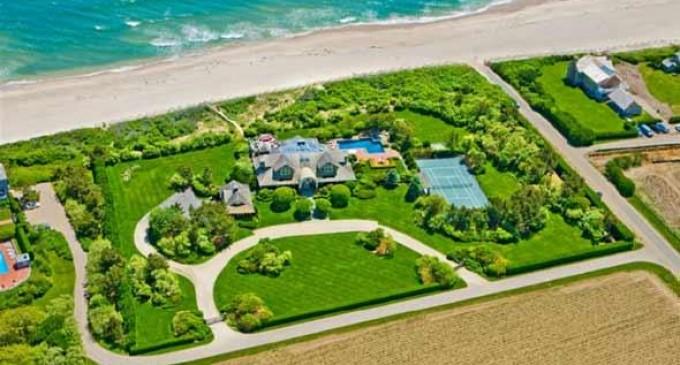 David Tepper to Tear Down $43.5 Million Hamptons Mansion