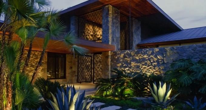 Jennifer Aniston S Beverly Hills Mansion 42 000 000
