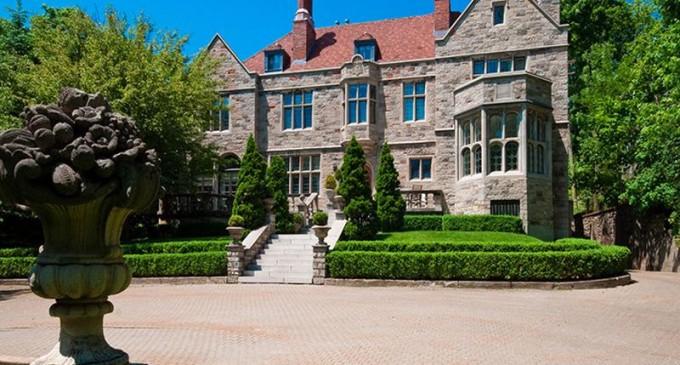 Westmount Mansion – $9,500,000