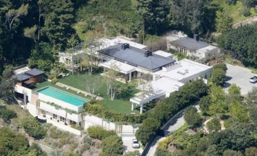 Ellen Degeneres' Beverly Hills Compound – SOLD