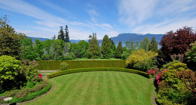 Rare UBC Mansion – $19,990,000