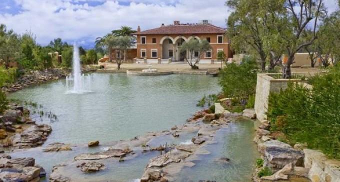 Foreclosure Auction on $37 Million Mansion
