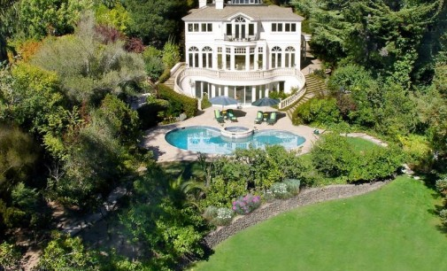 Majestic European Estate – $8,500,000