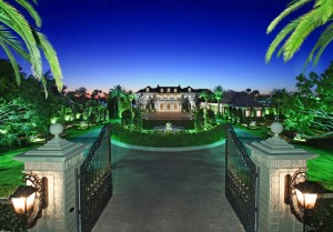 Magnificent French Chateau – SOLD