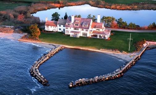 Katharine Hepburn's Former Estate – $30,000,000