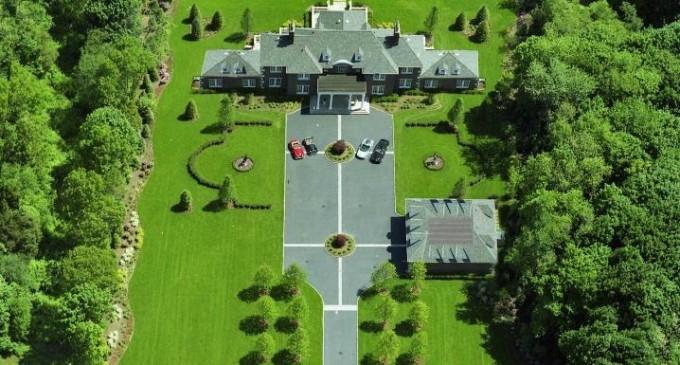 Upper Brookville Estate – $15,000,000