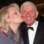 Aaron & Candy Spelling - the couple who built the estate.