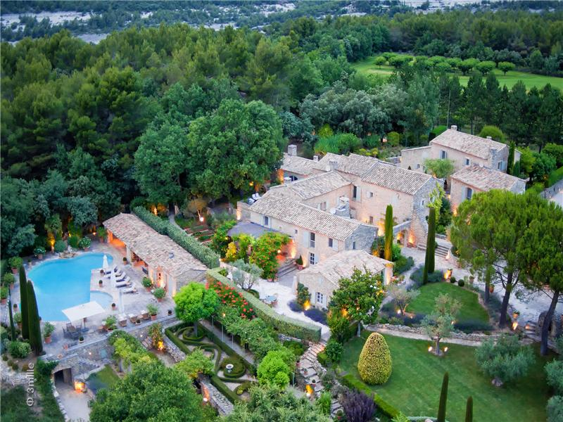 Magnificent provencal estate price upon request pricey for Provence home