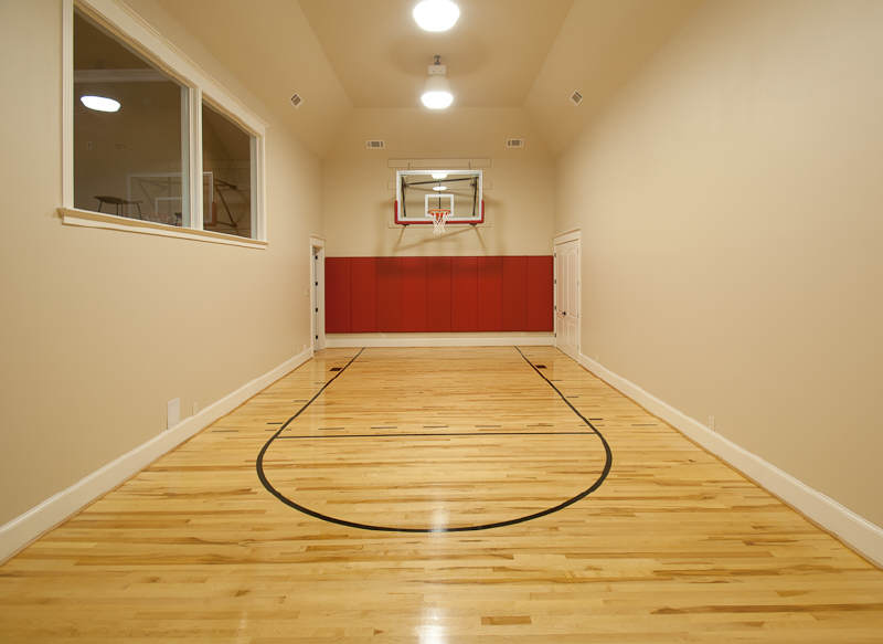 Elegant alpharetta estate 8 499 000 pricey pads Indoor half court basketball cost