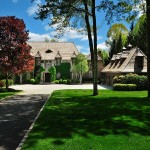 Lakefront European Country Estate – $13,995,000