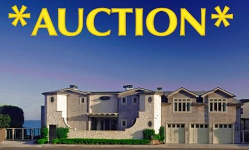 Malibu Mansion Heading to Auction