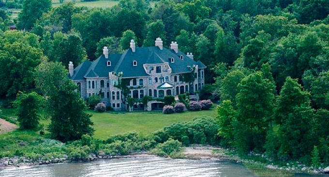 Auctioned Mansion Back on the Market!