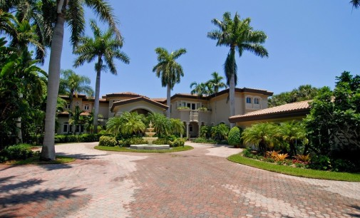 Mediterranean Estate on 1 Acre – $13,475,000