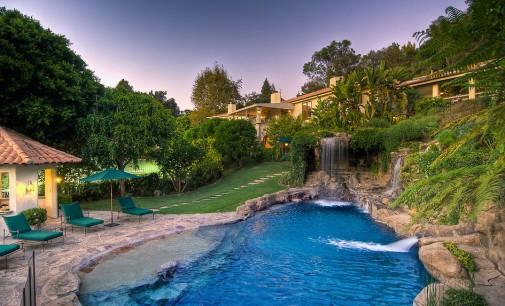 Mark Wahlberg's Beverly Hills Estate – $12,995,000