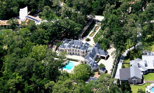 Unfinished Texas Estate – $6,595,000