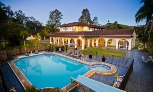 Unique Family Home on Acreage – $1,800,000+
