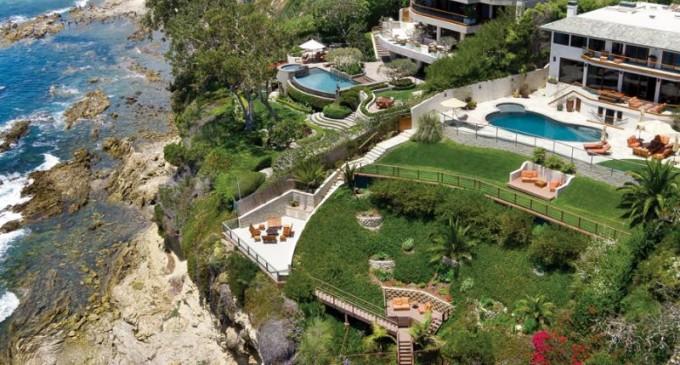Corona Del Mar Estate – $17,995,000