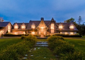Elegant English Manor – $8,980,000