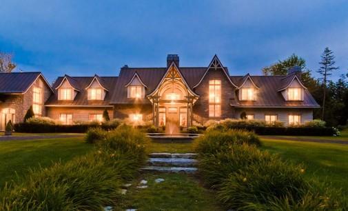 Elegant English Manor – $8,980,000