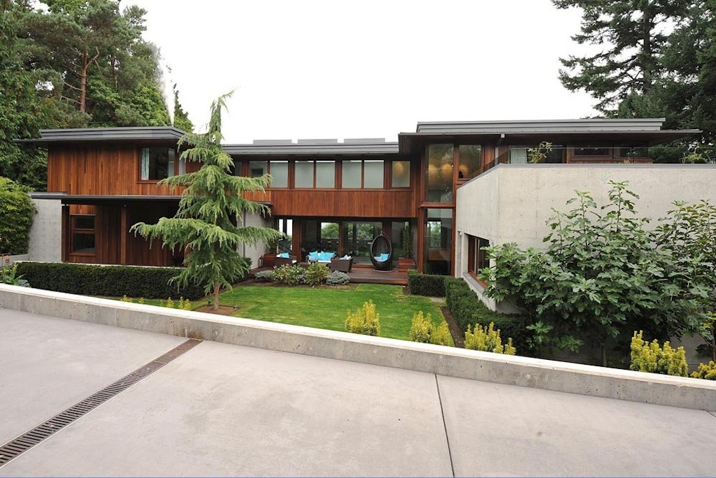 Pacific Northwest Contemporary 25 000 000 Pricey Pads