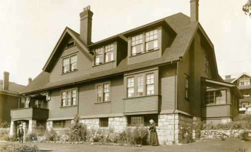 Historic Vancouver Mansion Facing Demolition