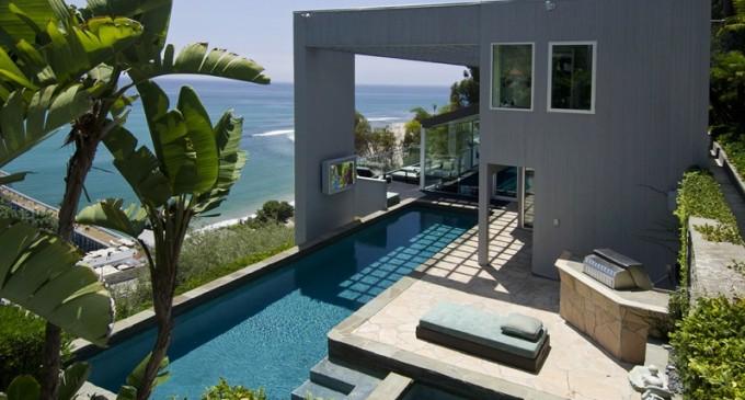 Matthew Perry's Malibu Home – $13,500,000