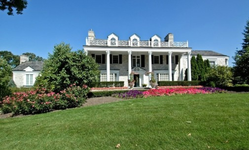 Renovated Stone Home – $6,500,000