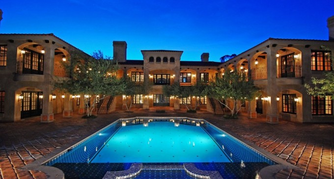 Foreclosed Golf Course Estate – $5,950,000