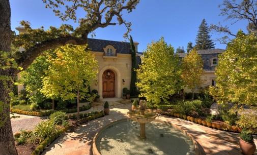 Atherton Turreted Chateau – $24,000,000