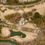 Aerial View of Dean Gardens