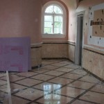 French Suite Ensuite after removal